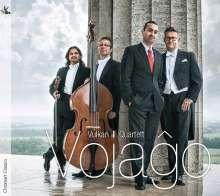 Vulkan Quartett - Vojago, CD