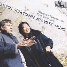 Alexander Suleiman- Schumann / Chopin / Atavistic Music, CD
