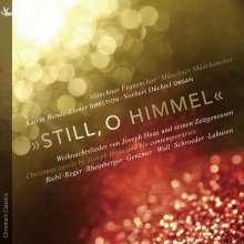 Münchner Frauen- & Mädchenchor - Still, o Himmel, CD