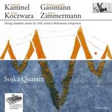 Sojka Quartet - String Chamber Music by 18th Century Bohemian Composers, CD