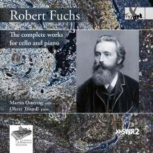 Robert Fuchs (1847-1927): Cellosonaten Nr.1 & 2, CD