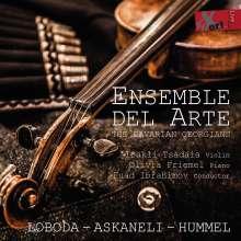Igor Loboda (geb. 1956): Konzert für Violine & Kammerorchester, CD