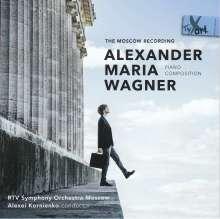 Alexander Maria Wagner (geb. 1995): Symphonie Nr.2, CD
