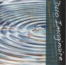 "Duo Imaginaire - Musik für Klarinette & Harfe ""Japanese Echoes"", CD"