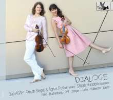 Duo ASAP - Dialoge, CD