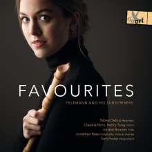 Tabea Debus - Favourites, CD