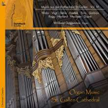 Willibald Guggenmos - Musik aus der Kathedrale St. Gallen Vol.4, CD