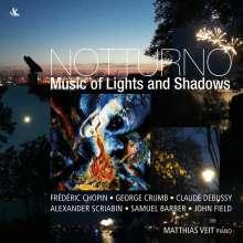 Matthias Veit - Notturno, CD
