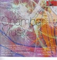 Robert Groslot (geb. 1951): Kammermusik, CD