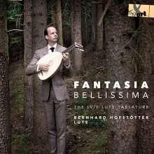 Bernhard Hofstötter - Bellissima, CD