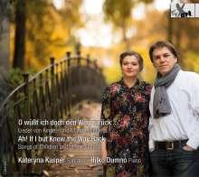 Kateryna Kasper - O wüßt ich doch den Weg zurück ..., CD