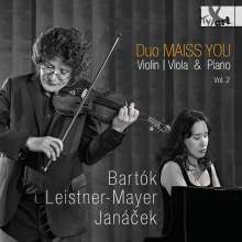 Duo Maiss You Vol.2, CD