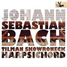 Johann Sebastian Bach (1685-1750): Englische Suite BWV 811, CD