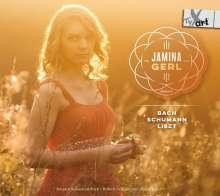 Jamina Gerl - Bach / Schumann / Liszt, CD