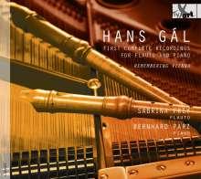 Hans Gal (1890-1987): Kammermusik für Blockflöte & Klavier, CD