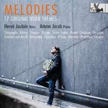 """Musik für Horn & Klavier """"Melodies"""", CD"""