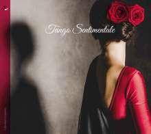 Maximilian Spenger - Tango Sentimentale (Tangos für Akkordeon & Streichquintett), CD