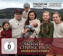Angelo Kelly & Family: Irish Christmas (Premium-Edition), CD