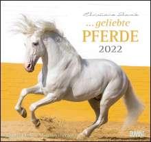 Geliebte Pferde 2022, Kalender