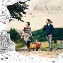 Milou & Flint: Blau über Grün (180g), LP