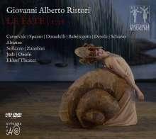 Giovanni Alberto Ristori (1692-1753): Le Fate, 2 DVDs