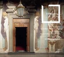 Giuseppe Maria Cambini (1746-1825): Quatuors concertants op. 21 Nr. 1-6 für Violine, 2 Violen, Cello, CD