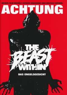 The Beast Within - Das Engelsgesicht (Blu-ray & DVD im Mediabook), 1 Blu-ray Disc und 1 DVD