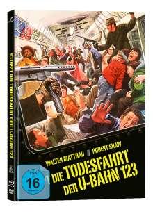 Stoppt die Todesfahrt der U-Bahn 1-2-3 (Blu-ray & DVD im Mediabook), Blu-ray Disc