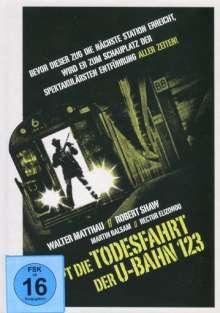 Stoppt die Todesfahrt der U-Bahn 1-2-3 (Blu-ray & DVD im Mediabook), 2 Blu-ray Discs