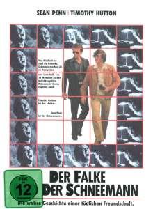 Der Falke und der Schneemann (Blu-ray & DVD Mediabook), Blu-ray Disc