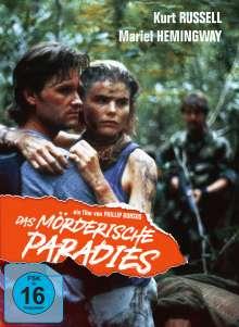 Das mörderische Paradies (Blu-ray & DVD im Mediabook), Blu-ray Disc