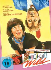 Something Wild (Blu-ray & DVD im Mediabook), 2 Blu-ray Discs