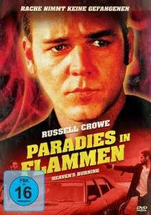 Paradies in Flammen, DVD