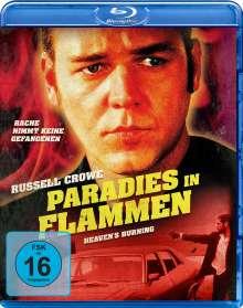 Paradies in Flammen (Blu-ray), Blu-ray Disc