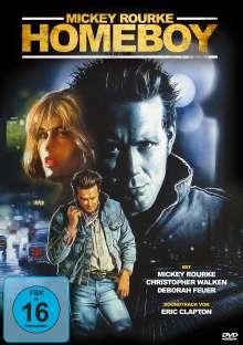 Homeboy, DVD