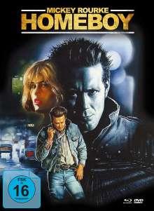Homeboy (Blu-ray & DVD im Mediaook), 1 Blu-ray Disc und 1 DVD