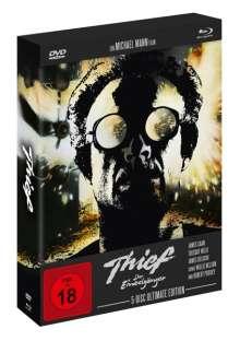 Thief - Der Einzelgänger (Ultimate Edition) (Blu-ray & DVD), 2 Blu-ray Discs