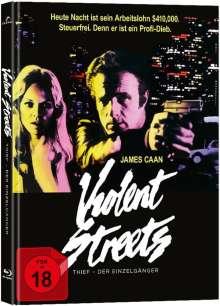 Violent Streets (Der Einzelgänger) (Blu-ray im Mediabook), 2 Blu-ray Discs