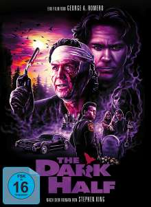Stark - The Dark Half (Blu-ray & DVD im Mediabook), 1 Blu-ray Disc und 1 DVD