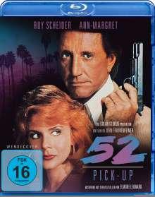52 Pick-up (Blu-ray), Blu-ray Disc