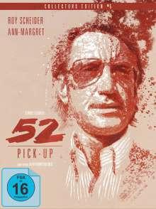 52 Pick-up (Blu-ray & DVD im Mediabook), Blu-ray Disc