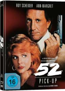 52 Pick-up (Blu-ray & DVD im Mediabook), Blu-ray Disc