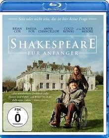 Shakespeare für Anfänger (Blu-ray), Blu-ray Disc
