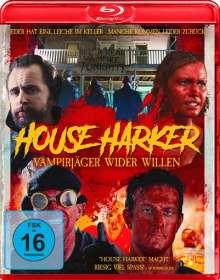 House Harker (Blu-ray), Blu-ray Disc