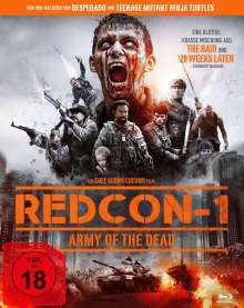 Redcon-1 - Army of the Dead (Blu-ray), Blu-ray Disc