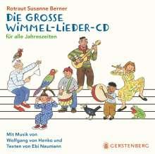 Rotraut Susanne Berner: Die große Wimmel-Lieder CD, CD
