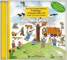 Rotraut Susanne Berner: Frühlings-Wimmel-Hör-CD, CD