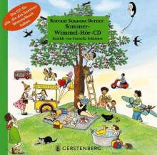 Rotraut Susanne Berner: Sommer-Wimmel-Hör-CD, CD