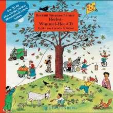 Rotraut Susanne Berner: Herbst-Wimmel-Hör-CD, CD