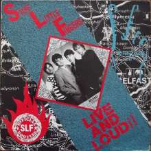 Stiff Little Fingers: Live And Loud!!, 2 LPs